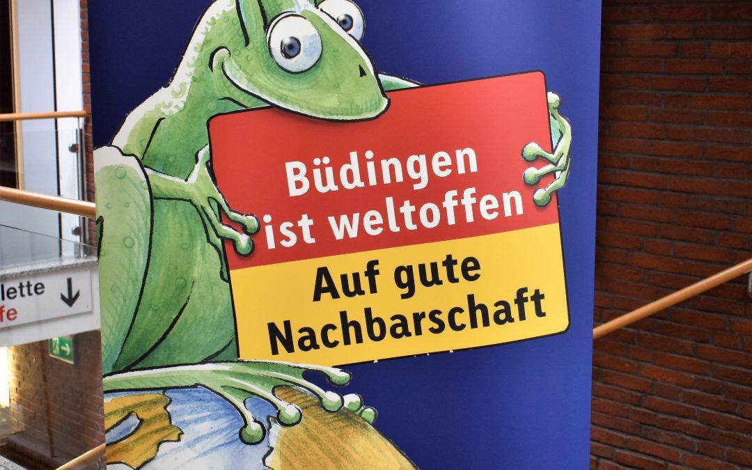 """Vernetzungstreffen """"Integration von Geflüchteten ins Gemeinwesen"""" am 31.08.2017 in Büdingen"""
