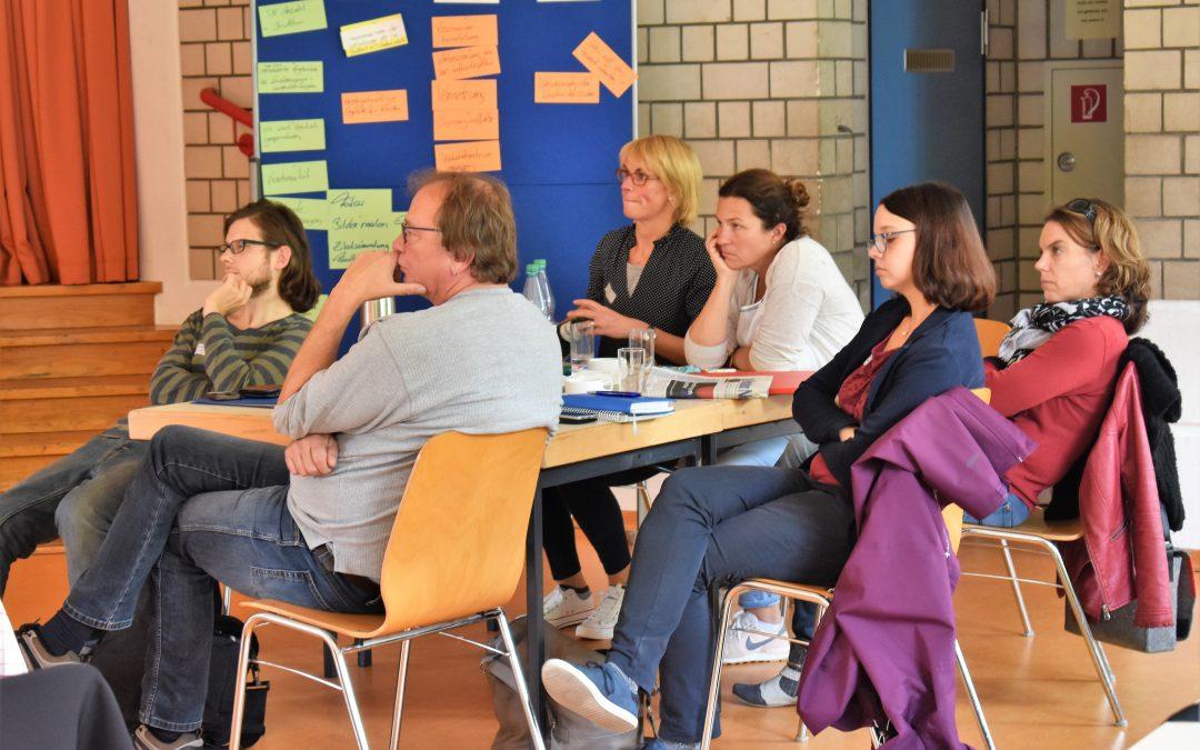 """Workshop """"Tue Gutes und rede darüber"""" am 27.09.2017 in Gießen"""