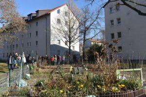 Gemeinschaftsgarten in Hattersheim